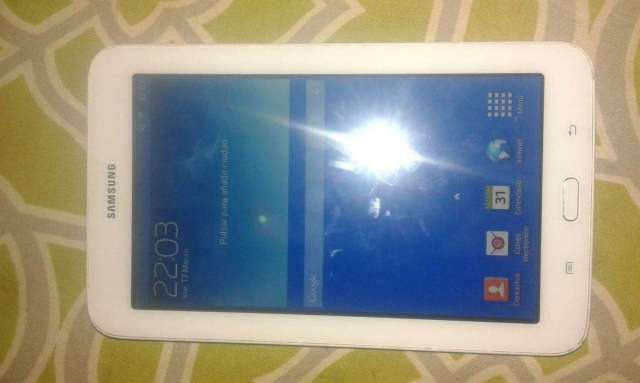 Tablet SAMSUNG TAB 3 IMPECABLE!!