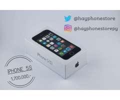 iPhone 5S de 16GB nuevo en caja sellada!
