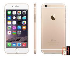 Iphone 6 de 128 GB. Color Dorado