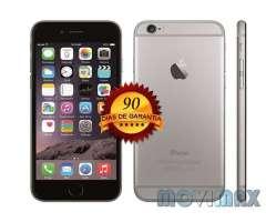 Iphone 6 64Gb Space Grey Liberado Garantía Envío