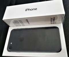 Iphone 7 de 32gb nuevos y sellados con garantia y delivery.