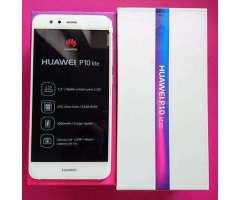 Huawei P10 Lite libres y nuevos en caja!!