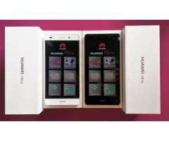 Huawei P8 Lite LIBRES y NUEVOS en CAJA!!