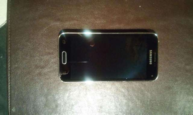 Samsung Ss5 Mini Color Negro Impecable