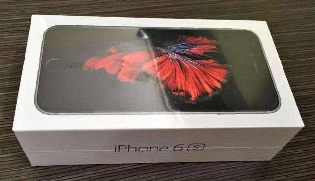 Iphone 6S LIBRES y NUEVOS en CAJA SELLADA!!