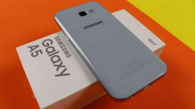 Samsung A5 2.017 Nuevo en Luchocell2!