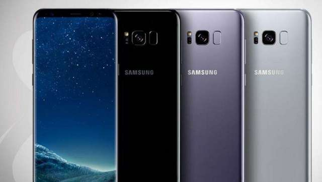 Samsung S8 de 64gb LIBRES y NUEVOS en CAJA!!