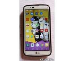 OFERTA!! REGALO HERMOSO SMARTPHONE LG K10 4G LTE MODELO 2016 COMO NUEVO, IMPLECABLE.EN M.R