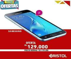 Samsung Galaxy J7 financiado