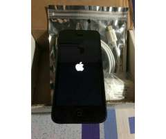 Iphone 5 Black de 16 gb