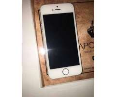 IPhone 5S white edition