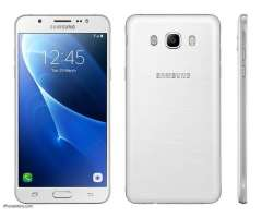 Samsung Galaxy J7 blanco de 16 gb
