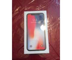 sí tú sabes apple iphone x 256gb