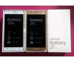 Samsung J7 2016 J710M 4G Lte LIBRES y NUEVOS en CAJA!!