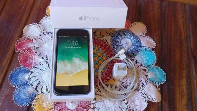 Vendo Iphone 6 64gb libre