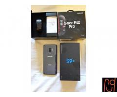 Samsung Galaxy S9 SM-G960 - 64GB - Midnight Black (Unlocked) Dual SIM