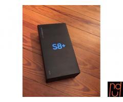 Original sealed Samsung s8 plus 128gb preto
