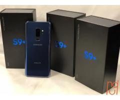 Brand new Samsung Galaxy S9+ Plus . S8 plus Comes factory unlocked