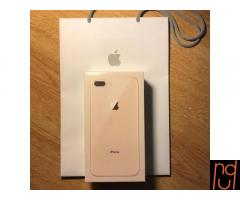 Brand New iPhone 8 Plus 256gb WhatsApp:- +15673313526