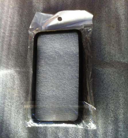 Iphone 4 4s Protector negro