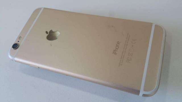 Iphone 6 normal de 128gb