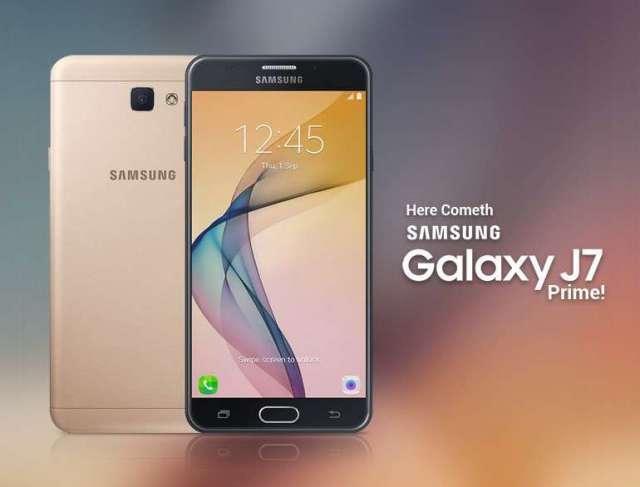 2 Samsung Galaxy J7 Prime en cuotas