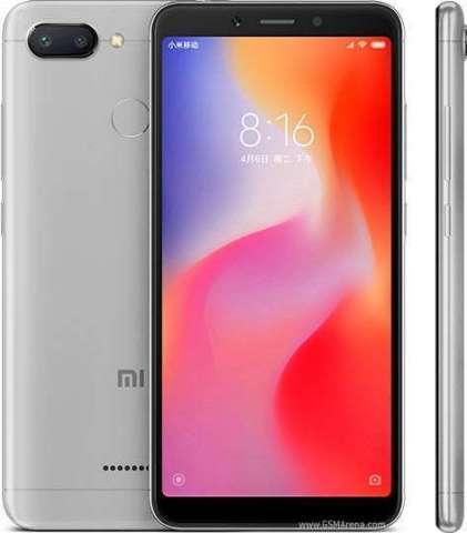 Xiaomi Redmi 6 de 64 gb nuevos