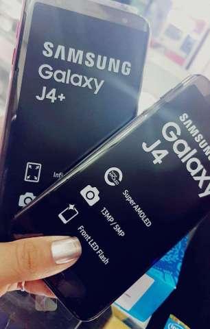 Samsung Galaxy J4 y J4+