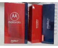 Motorola moto z3 play nuevo