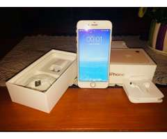 iPhone 7 gold de 128 gb
