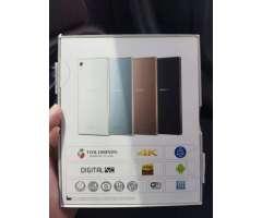 Sony Xperia Z3+ en caja