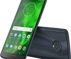 Motorola Moto G6 2018 nuevos en caja