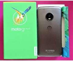 Motorola Moto G5 Plus nuevos en caja