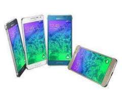 Samsung Galaxy Alpha 4G LTE y protectores