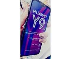 Huawei Y9 2019 y auricular bluetooth de regalo
