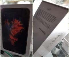 iPhone 6s de 64 gb en caja sellada