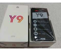 Huawei Y9 de 64 gb