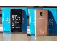 Samsung Galaxy J2 Core nuevo