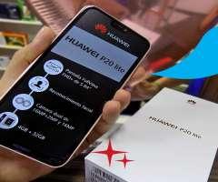HUAWEI P20 LITE 32GB ROSA DUAL ORIGINAL GARANTÍA
