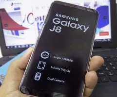 Samsung Galaxy J8 DORADO 32GB 1 CHIP  ORIGINAL  CON GARANTÍA