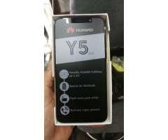 Huawei Y5 2018 financiado