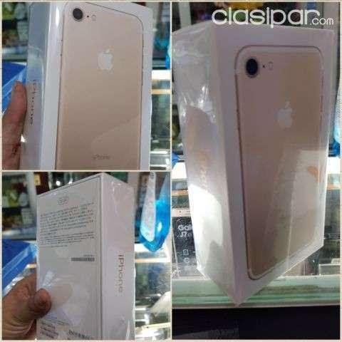 IPhone 7 de 128 gb sellado