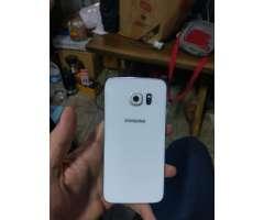 Samsung Galaxy S6 Edge c/ vidrio cambiado