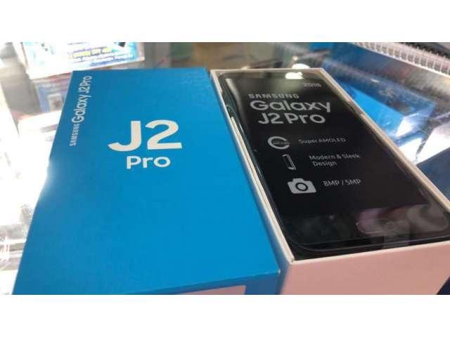 Samsung Galaxy J2 pro con protectores de regalo