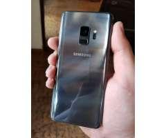 Samsung Galaxy S9 impecable de verdad