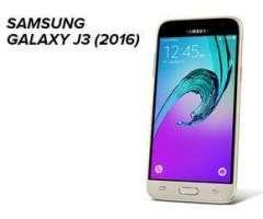 Samsung Galaxy J3 2016 en cuotas