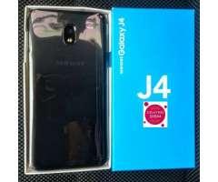 Samsung Galaxy J4 de 32 gb nuevo en caja
