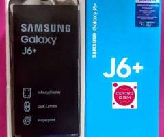 Samsung Galaxy J6+ Plus 32 gb Nuevos