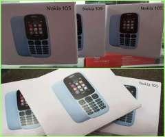 Nokia 105 nuevo en caja