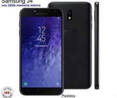 Samsung Galaxy J4 de 32 gb